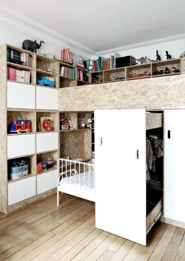 Des id es pour d corer une chambre d enfant design et optimis e chambre enfants room for - Decorer une chambre bebe ...