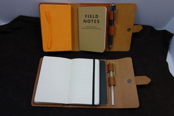 Journal covers, Notebooks and Pockets