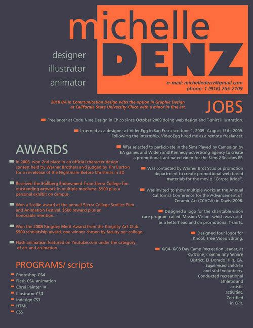 30 Great Examples Of Creative Cv Resume Design Bashooka Creative Cv Infographic Resume Resume Design