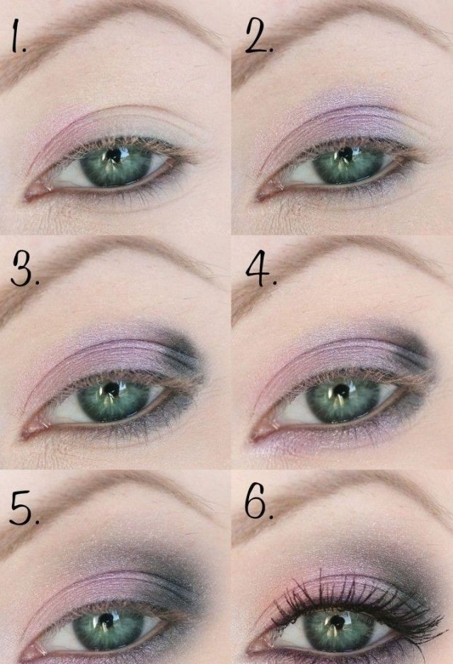 Connu Idée Couleur & Coiffure Femme 2017/ 2018 : tuto maquillage yeux  VY83