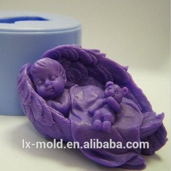 YORK SILICONE SOAP MOLD SOAP BAR MOULD DOG