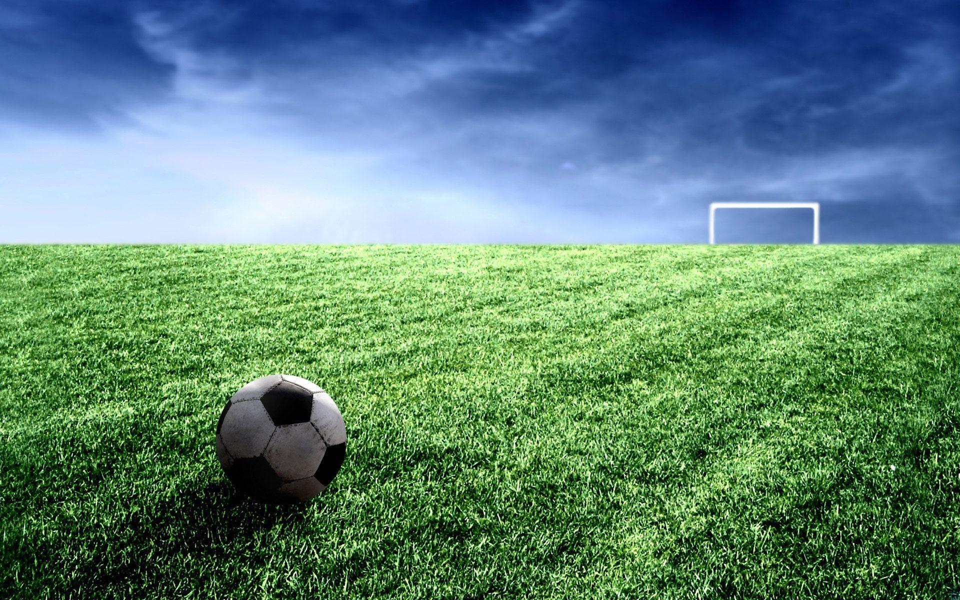 American Football Field Wallpaper Soccer Backgrounds Soccer Ball Soccer