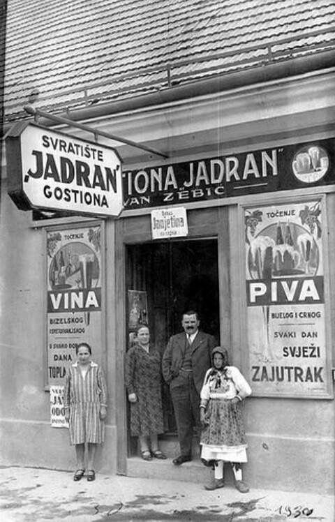 Pin On Slike Starog Zagreba