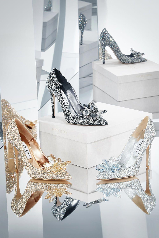 94603a96f3bf Jimmy Choo Cinderella Collection  JimmyChoo