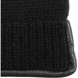 Photo of Herren Wollmark Wanderhandschuhe Fingerhandschuhe Hut einkaufen