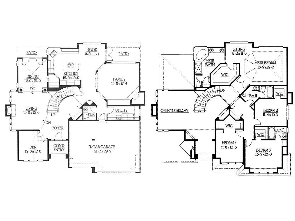 The Marquis Pineridge Builders London Ontario Builders London House Plans Floor Plans