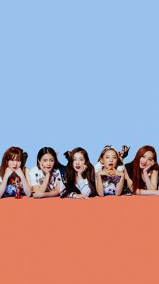 Red Velvet Summer Magic Tumblr Red Velvet Velvet Wallpaper Velvet
