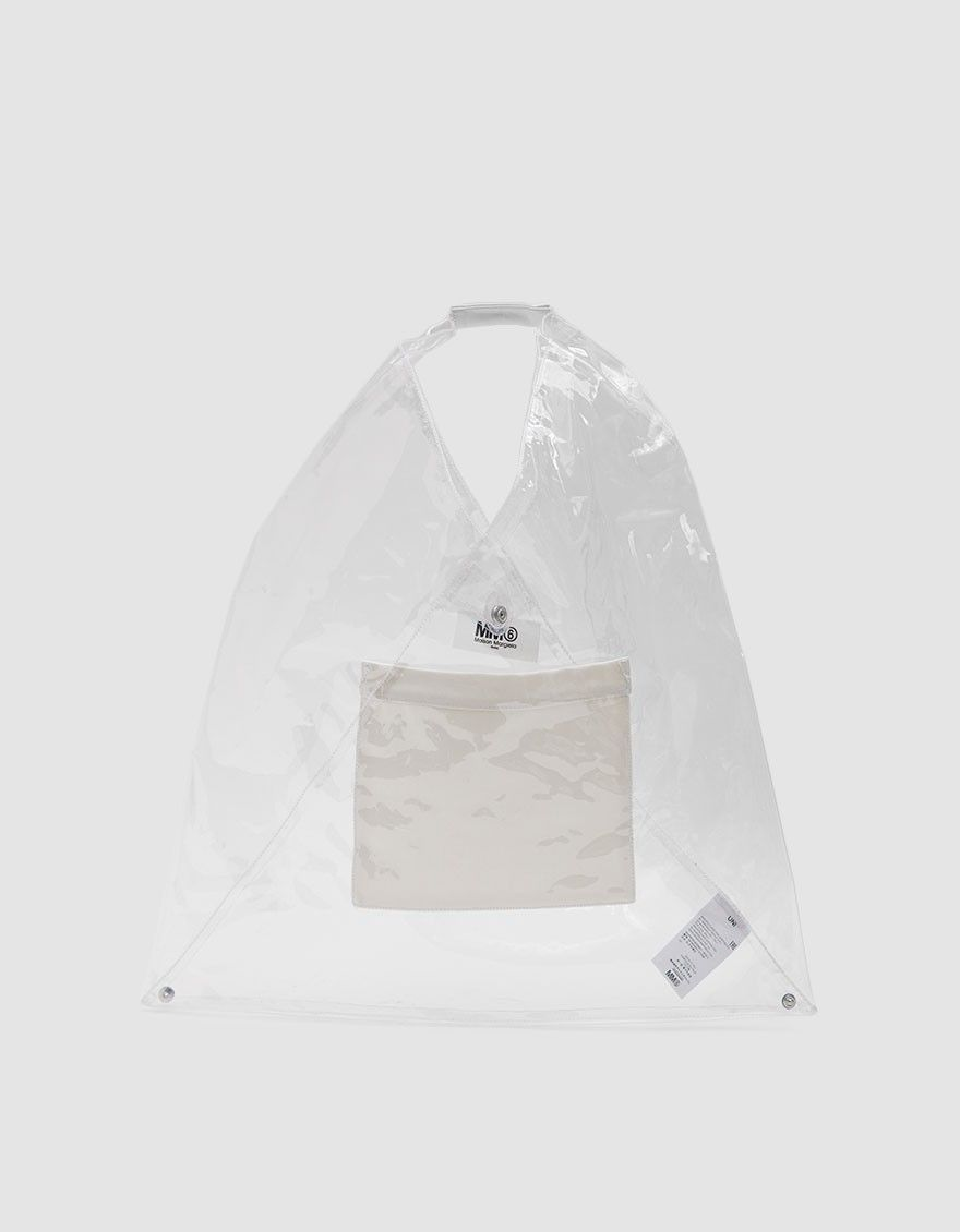 65c4fee4109b MM6 Maison Margiela   Transparent PVC Bag