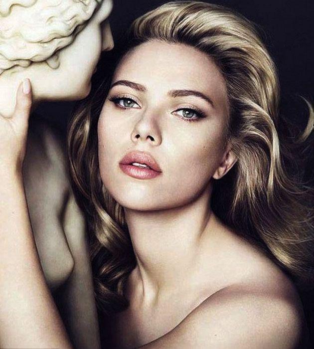 Vinagre E O Segredo De Beleza De Scarlett Johansson Em Entrevista A