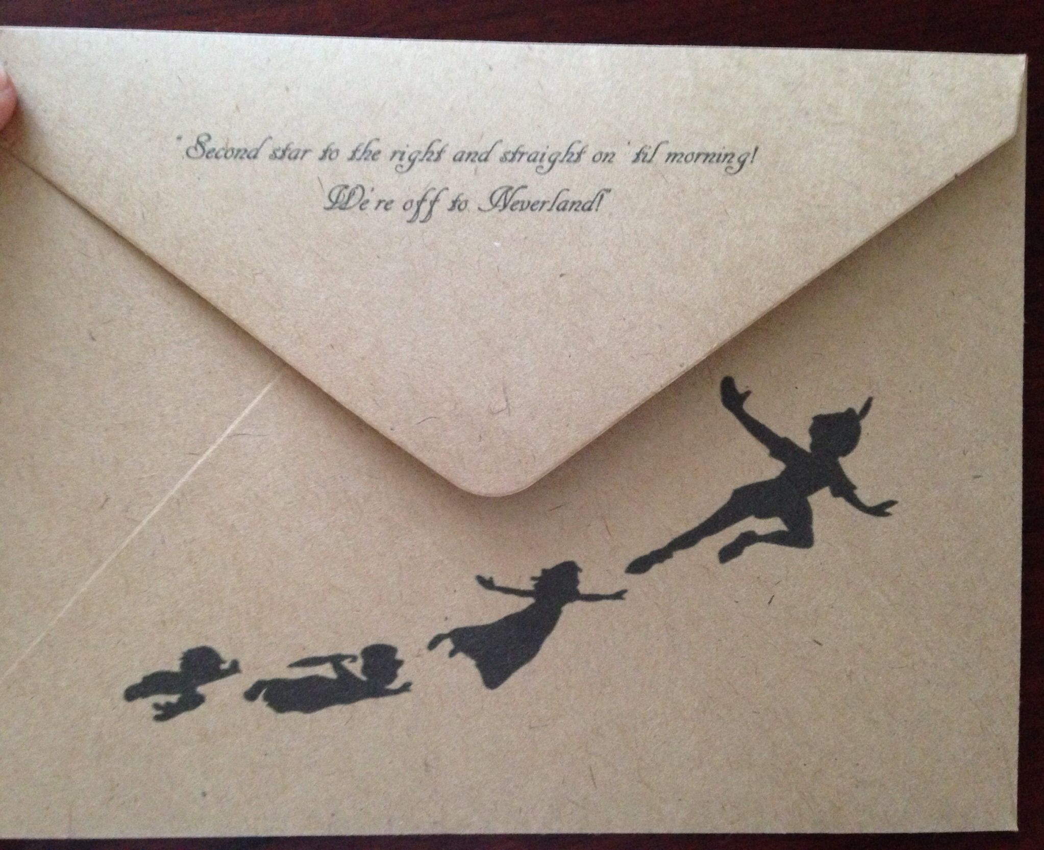 I love these for the envelopes. We can find out where to get these ...