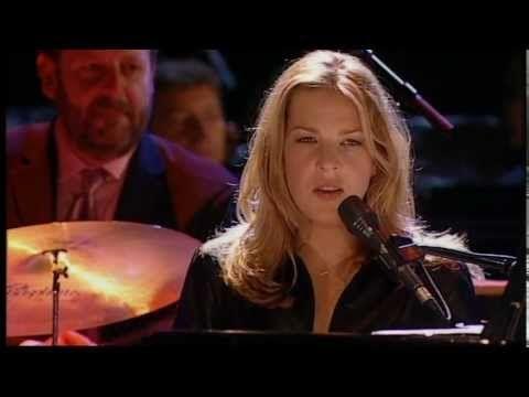 "Diana Krall  -   Claus Ogerman  Diana Krall - Live in Paris (2002) 1.""'S Wonderful"" 2. ""Love Letters"""