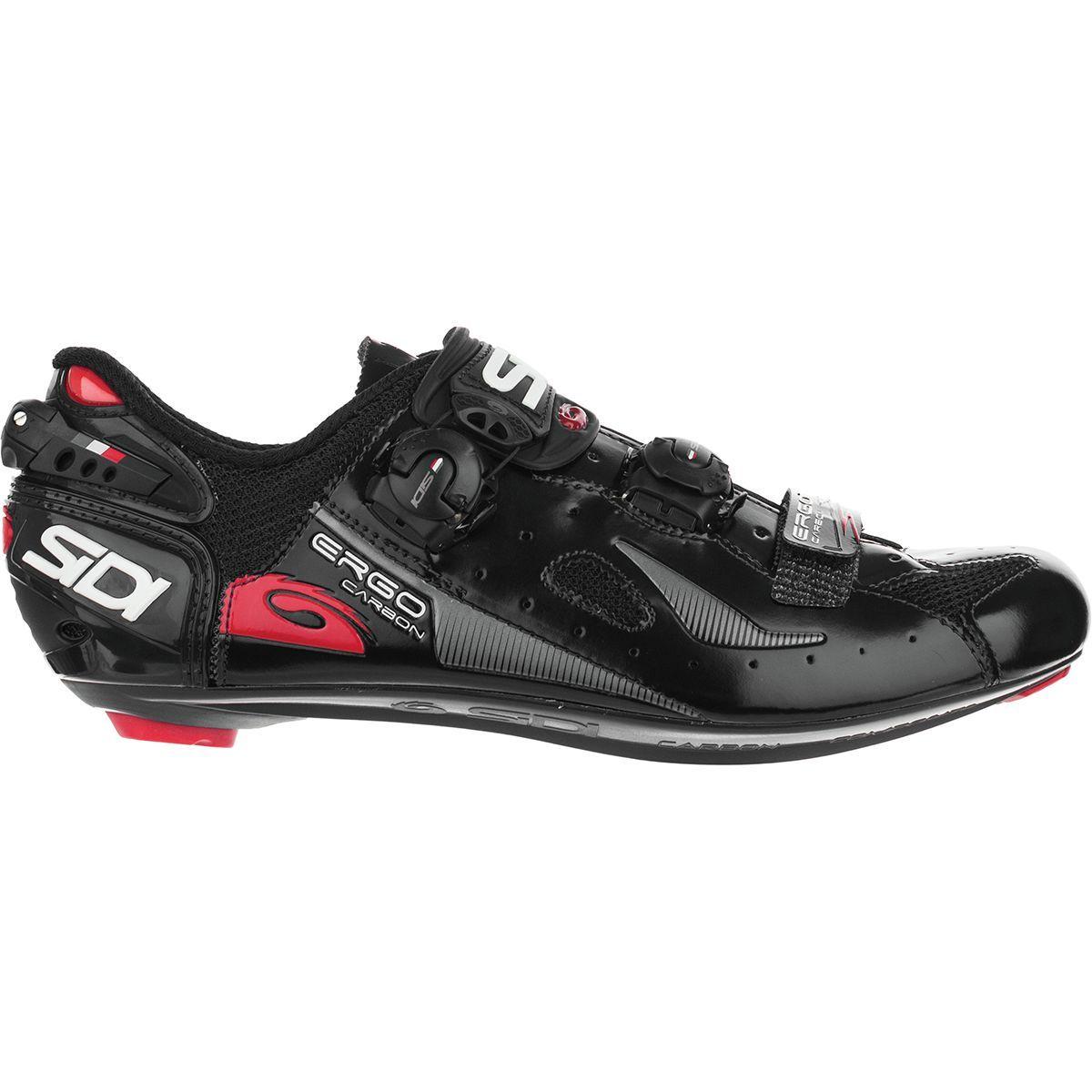 Sidi Ergo 4 Carbon Cycling Shoe - Men's