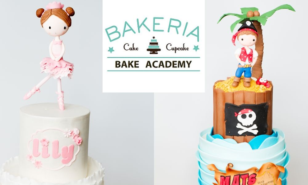 Dive into the colourful world of Sugarcraft
