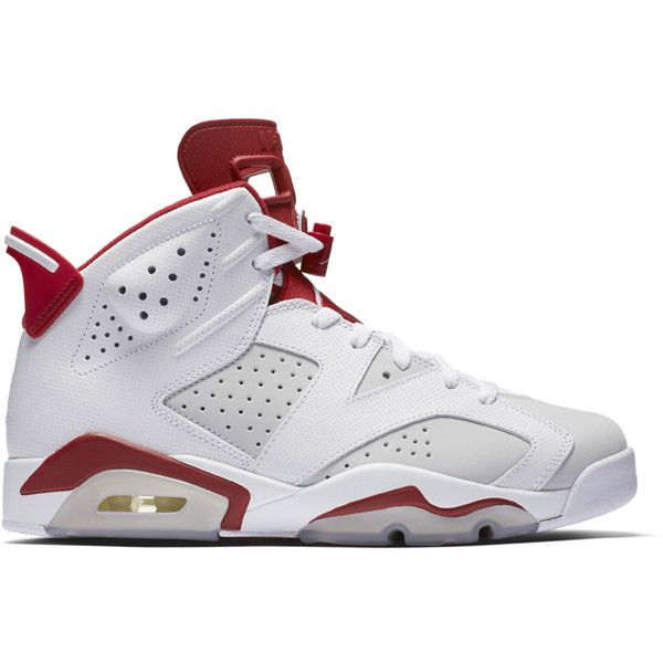 great fit 3dd57 7324c ... low price air jordan 6 retro alternate liked on polyvore featuring shoes  and sneakers jordan true ...