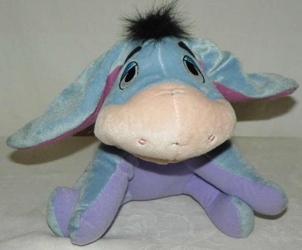 2004 Fisher Price Eeyore Animated Toy Sings Talks Moves Ears Disney See Video | Collectibles, Disneyana, Contemporary (1968-Now) | eBay!