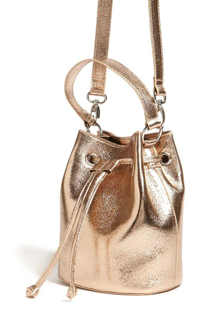 93b520012da Product Name Mini Metallic Bucket Bag, Category ACC Handbags, Price 19.9