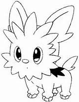 Coloring Pages Pokemon Mommy Is Lillipup A Boy Or A Girl Hmmm