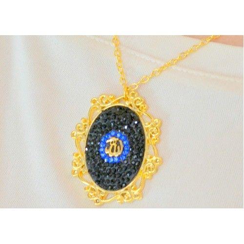 İslami Macun Kolye 65,00 TL ile n11.com'da! Soophie Accessories Taşlı Kolye fiyatı ve özellikleri, Bijuteri Takılar kategorisinde.