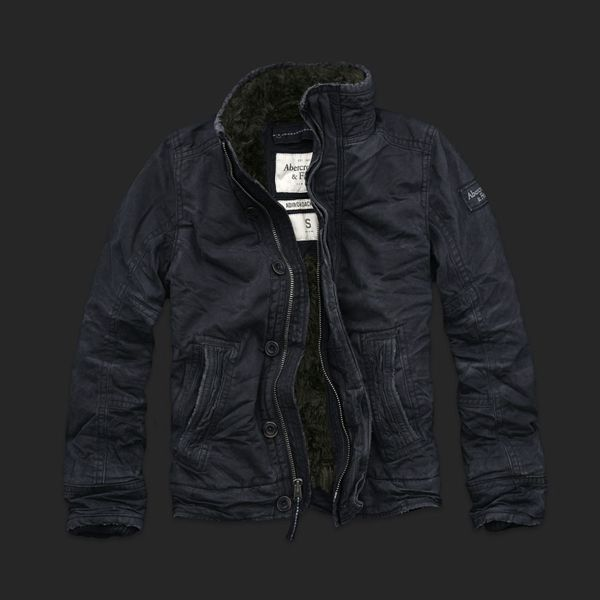Abercrombie And Fitch Clothing Abercrombie And Fitch Hoodies Abercrombie And Fitch Jackets Abercrombie And Fitch Sweater: Abercrombie & Fitch Mens Coats Jacket 003