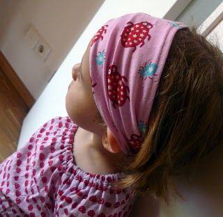 Tutorial Gut Sitzendes Haarband Nähen Haarband Tutorial Nähen