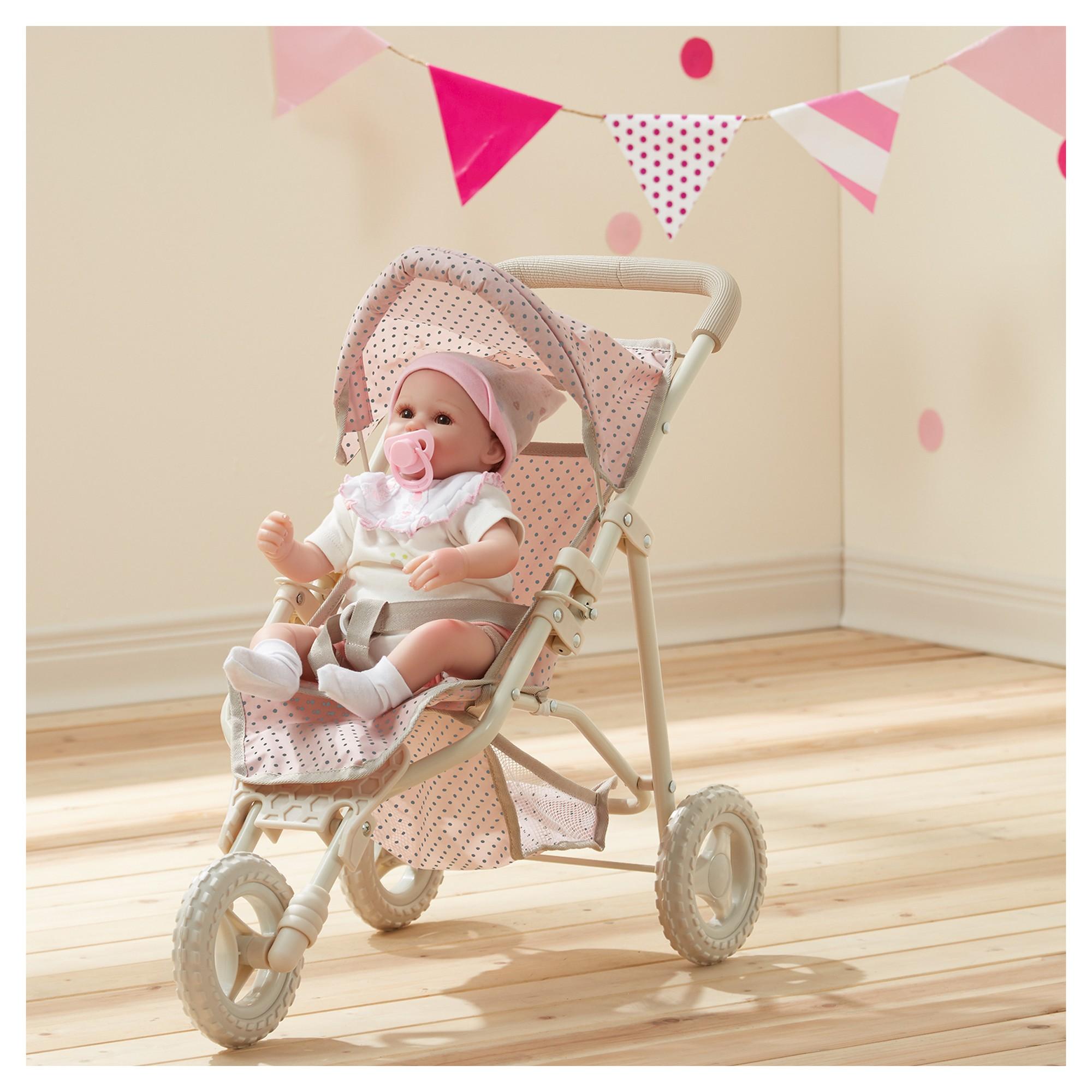 Olivia's Little World Polka Dots Princess Baby Doll