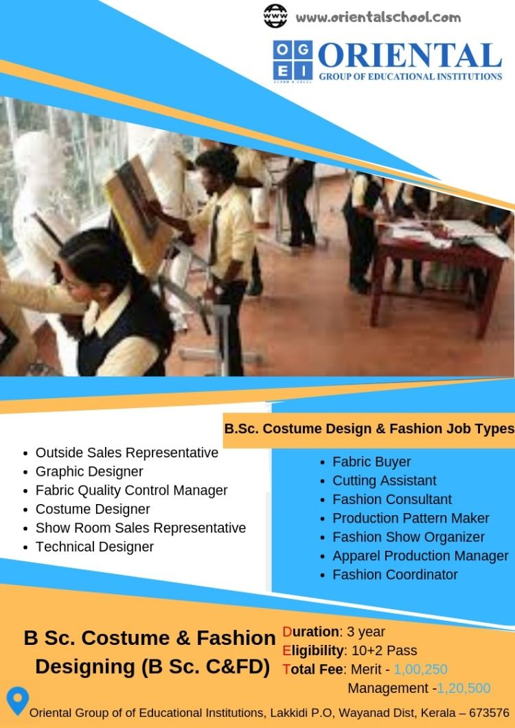 Do You Have A Strong Interest In Costume And Fashion Designing And Want To Make Your Career In Fashion Industries W With Images Top Colleges Hotel Management Fashion Jobs