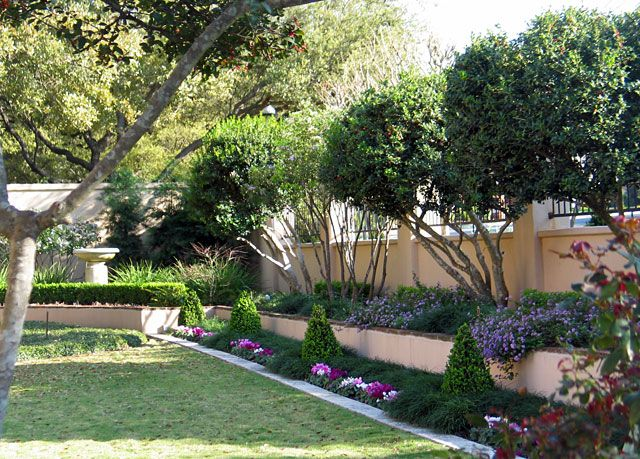 lanscaping in texas | 19 Photos of the Backyard hill landscaping ...