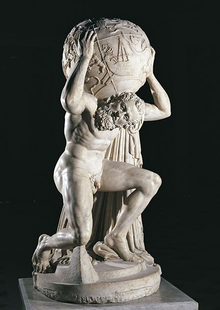 Farnese Atlas