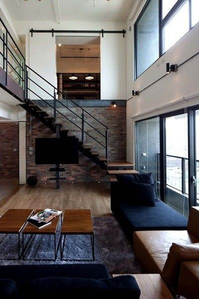 Pin by Alexcis on HOME/APARTMENT | Pinterest | House, Lofts and ...