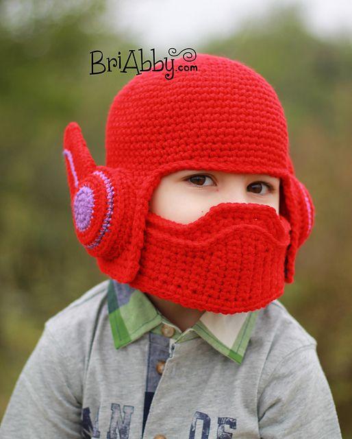 Ravelry: Superhero Helmet/Hat inspired by Big Hero 6 Baymax pattern ...