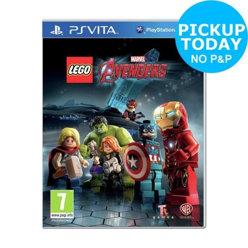 Lego Avengers Game Ps Vita From The Official Argos Shop On Ebay View More On The Link Http Www Zeppy Io Product Avengers Games Lego Humor Avengers