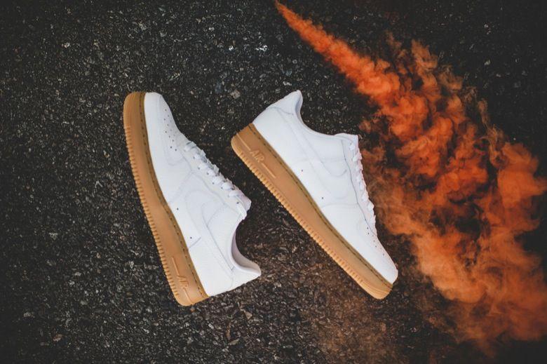 1 Pinterest Nike Gum Chaussure Air White Force pqEwzvEf