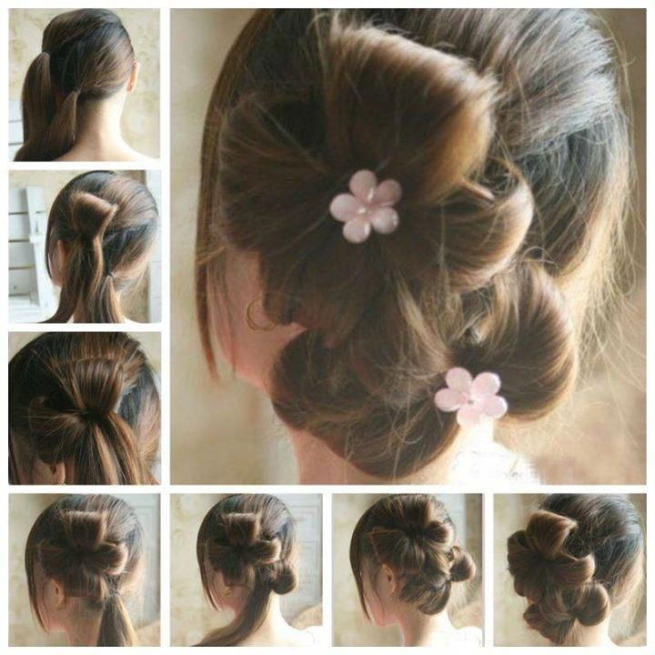 Top 10 Hairstyles For Eid 2016 Pakistani Hairstyles For