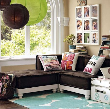 Some cool crafting ideas for the home. From Home-Dzine E-mag