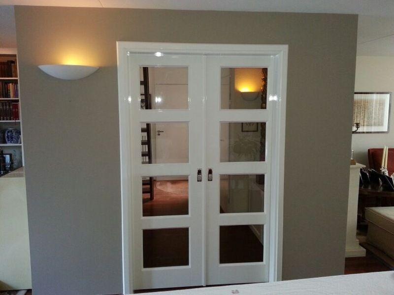 Afbeeldingsresultaat voor dubbele deur woonkamer  Home