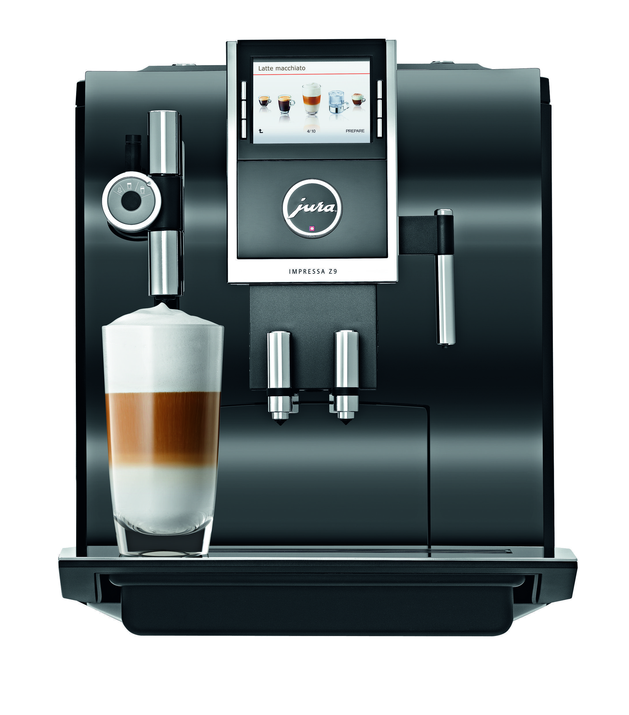 Refurbished Jura Z9 One Touch TFT Jura coffee machine