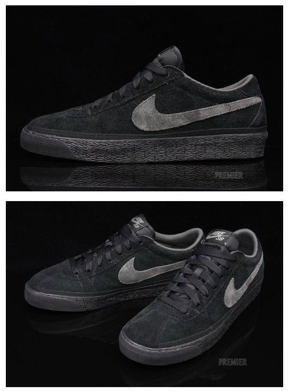 ffdab9ef3df1 Nike SB Bruin  Dark Grey
