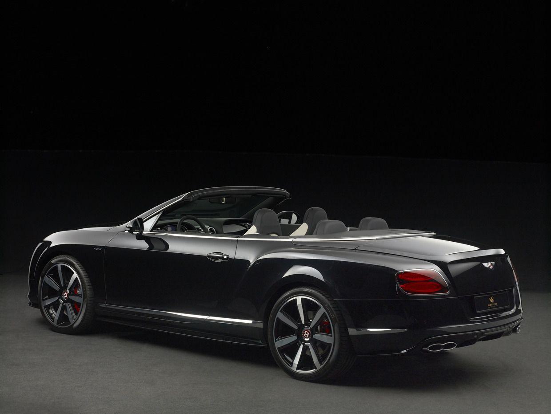 BENTLEY GTC V8 S Цена по запросу