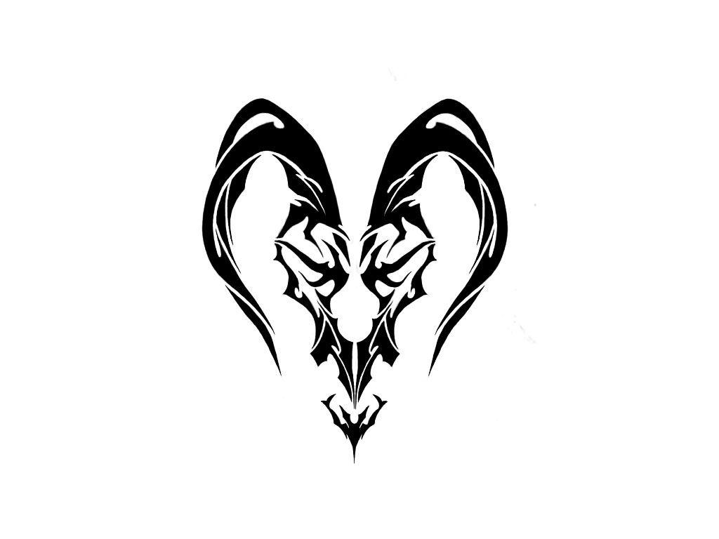 Capricorn Tribal Tattoo Tattoo Pinterest Capricorn Tattoo