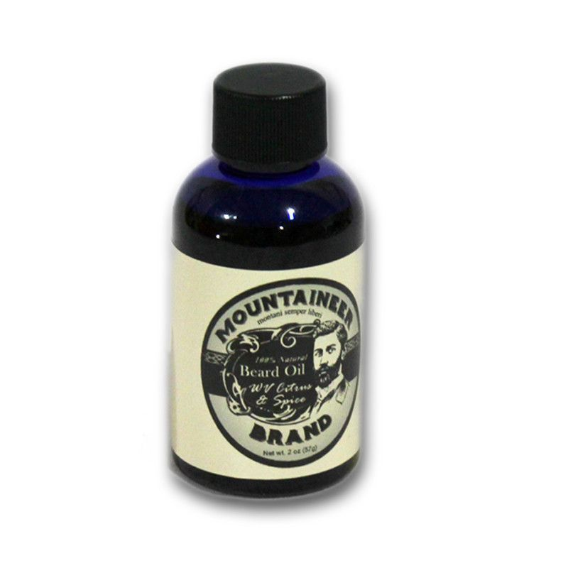 Beard Oil - WV Citrus and Spice