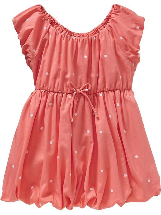 Old Navy | Polka-Dot Bubble Dresses for Baby