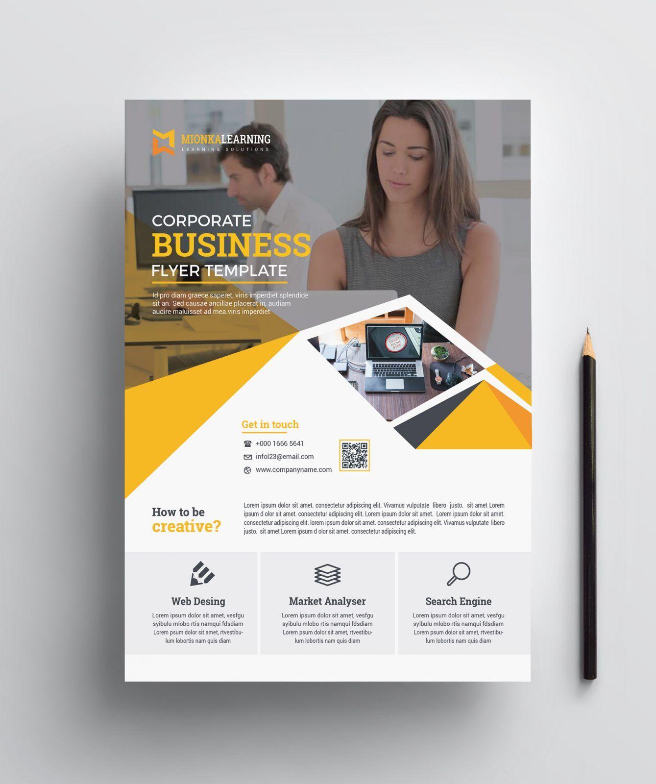 Language Course Print Flyer Design 002498 Graphic Design Course Flyer Design Flyer