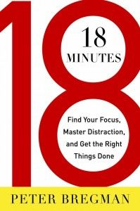 """I've read quite a few """"big picture"""" books since starting back to work (most of Jim Collins's work, _Onward_ by Howard Schultz), but this sounds like the book I need now, on working out how to make my way productively through each day."""