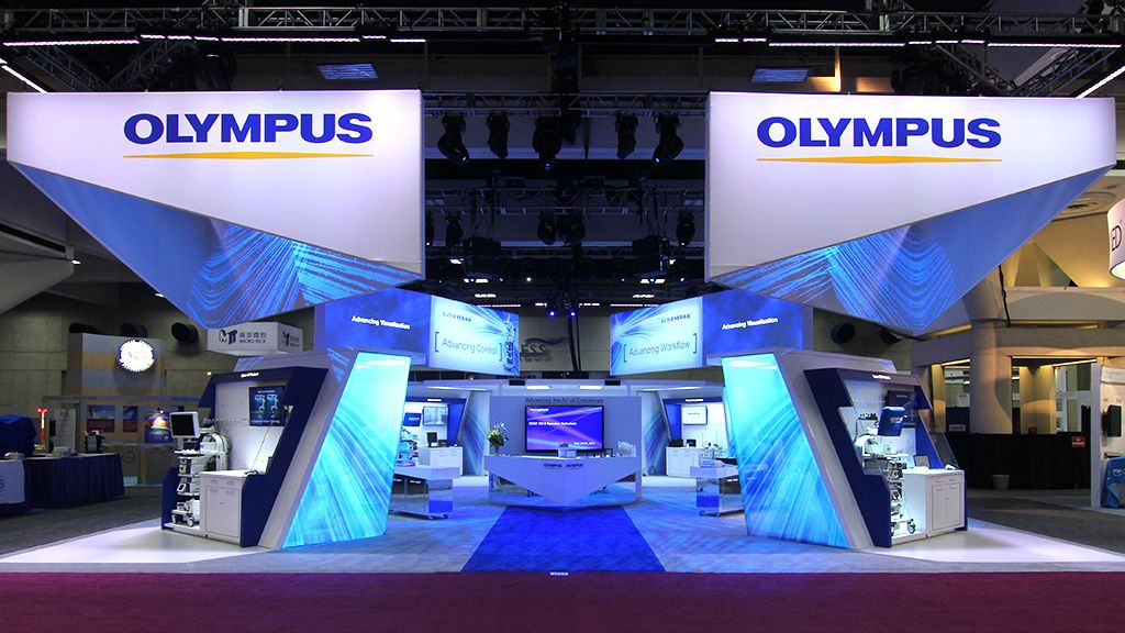 Exhibition Stand Medical : Medical exhibition stand design tradeshow display