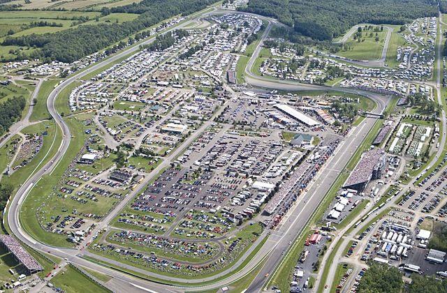 Watkins Glen Race Track >> A Beautiful View Of Watkins Glen International Raceway