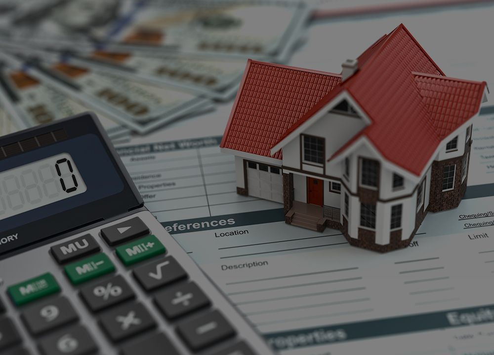 Refinance mortgage loans with bad credit online to lower interest