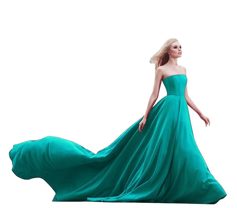 Aurora bridalplus size long prom dresses satin formal