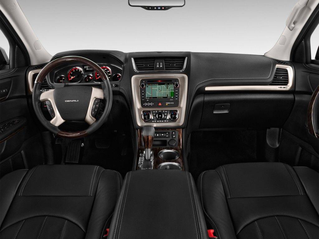 2013 gmc acadia denali crossover vehicle interior dicknorris com gmc acadia denali pinterest acadia denali crossover vehicles and cars