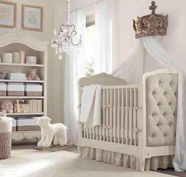 The Most Beautiful Baby Room Ever Restoration Hardware Baby