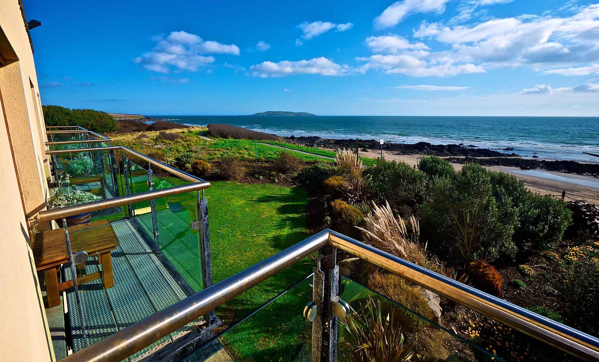 The Waterside House Hotel In Dublin Is Located Right On Beach Donabate With Stunning Views Of Lambay Island
